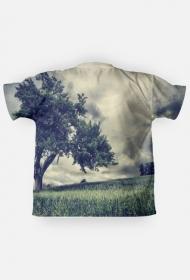 "T-Shirt ""Tree"" dwustronny fullprint"
