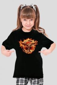 """T-shirt """"Igrzyska śmierci"""""""