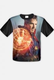 "T-shirt ""Doktor Strange"" fullprint"