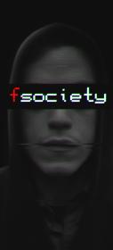 Mr. Robot fsociety eliott