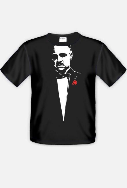 "T-Shirt ""Ojciec Chrzestny"" fullprint"