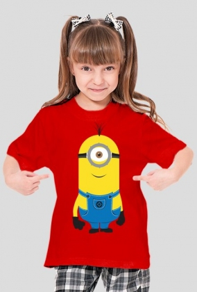 "T-shirt ""Minionki"""