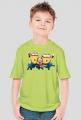 """T-shirt """"Minionki"""" bajka"""