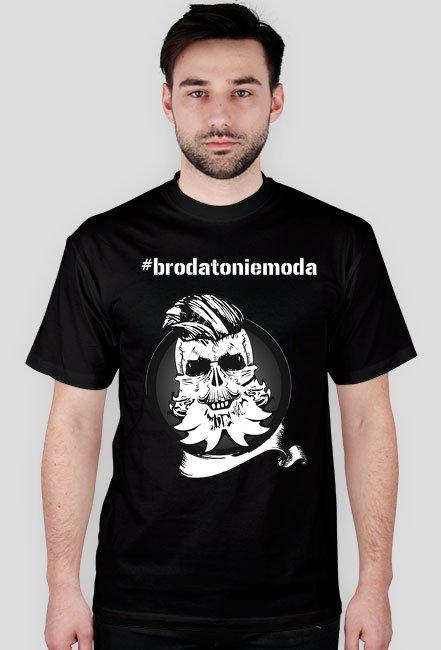 Brodatoniemoda koszulka Black