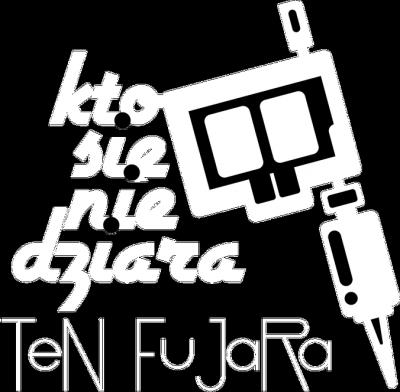 KSNDTF logo dla chłopca Black
