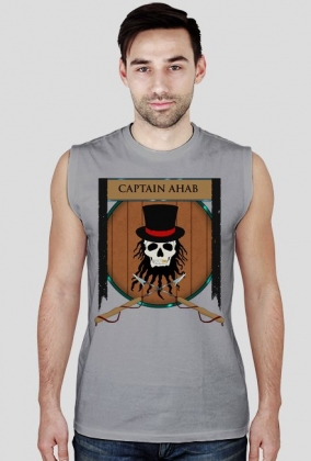 Bezrękawnik Captain Ahab