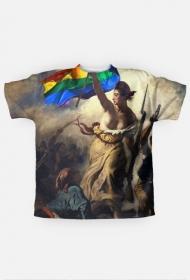 Wolność wiodąca Queer na barykady