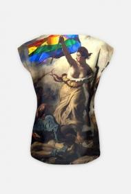 Wolność wiodąca Queer na barykady II
