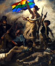 Wolność wiodąca - torba
