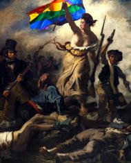 Wolność wiodąca - kubek