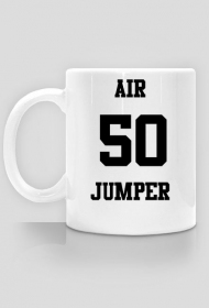 Air Jumper - kubek, jedna strona
