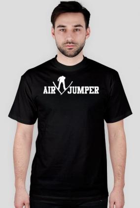 Air V Jumper - koszulka,białe nadruki
