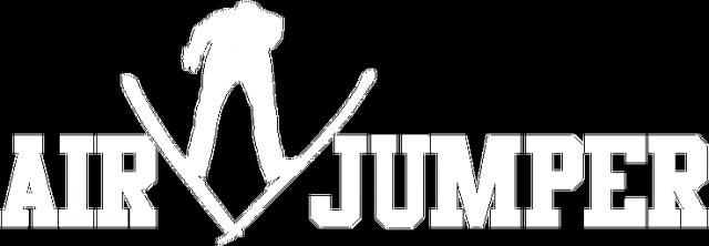 Air V Jumper - hoodie, białe nadruki