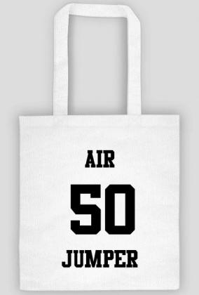 Air Jumper - torba, jedna stronna