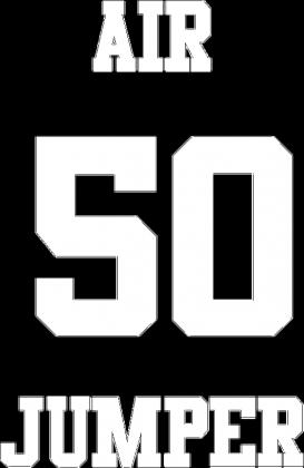 AIr Jumper - bejsbolówka, 50 jumper