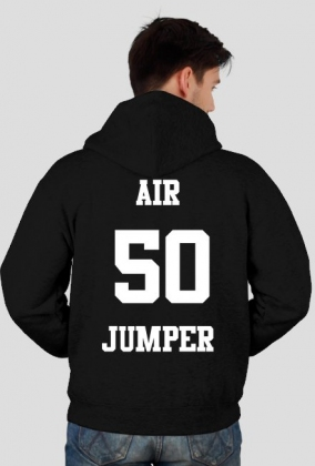 Air Jumper - bluza rozpinana, 50 jumper