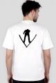 Air V Jumper - koszulka, czarne nadruki