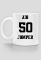 Air Jumper - kubek, 50 jumper