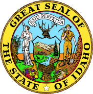Misiek Great Seal Of The State Of Idaho
