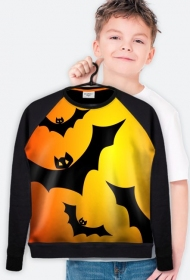 Bluza FullPrint Kids Halloween