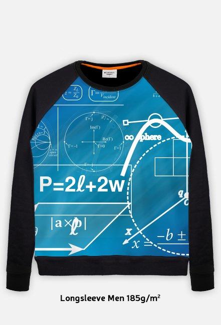 Bluza FullPrint meska 185g/m2 Wzory