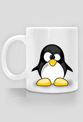 Kubek Zezowaty pingwin