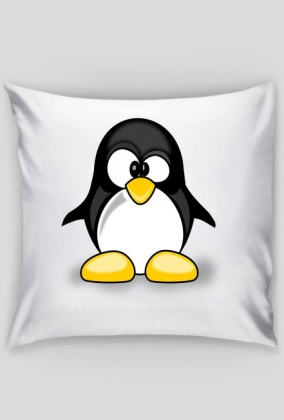 Poszewka na jaska Zezowaty pingwin