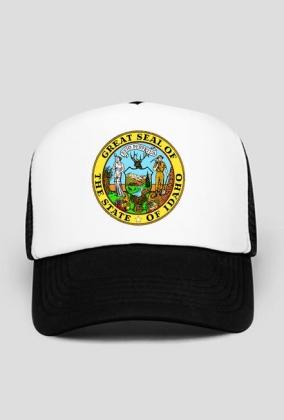 Czapka z daszkiem Great Seal Of The State Of Idaho