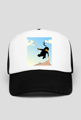 Czapka z daszkiem Latający Ninja