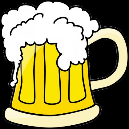 Torba ekologiczna Kufel piwa