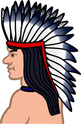 Kubek Indianin