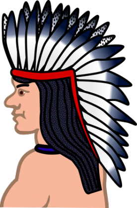 Kubek Indianin 2