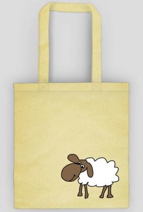 Torba ekologiczna na zakupy Owca