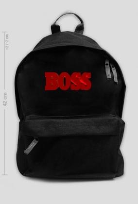 Duży plecak Boss