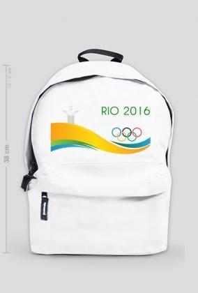 Plecak mały Igrzyska Olimpijskie Rio 2016