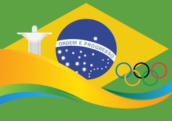Poszewka na jasiek Olimpiada Rio 2016