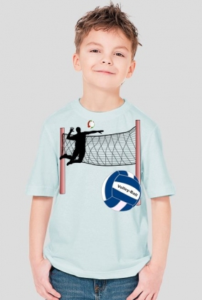 Koszulka dziecieca Volley-Ball