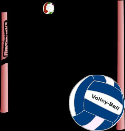 Torba na zakupy Volley-Ball