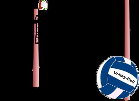 Plecak mały Volley-Ball