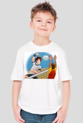 Koszulka dziecięca Siatkówka