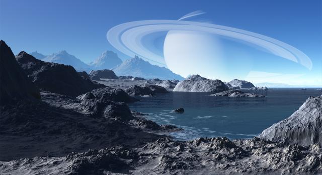 Bluza FullPrint męska 280g/m2 Saturn