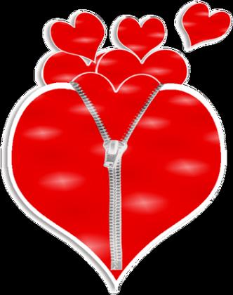 Bokserki męskie Ekspresowe serce