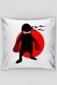 Poszewka na jaśka Ninja
