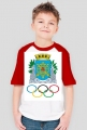 Koszulka dziecieca Olimpiada Rio 2016