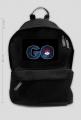 Plecak duży czarny Poke Go