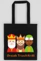 Torba ekologiczna na zakupy Orszak Trzech Króli