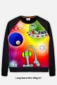 Bluza FullPrint męska 185g/m2 UFO