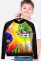 Bluza FullPrint kids 185g/m2 UFO