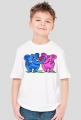Koszulka dziecięca Zakochane słonie