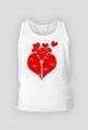 Koszulka męska Ekspresowe serce